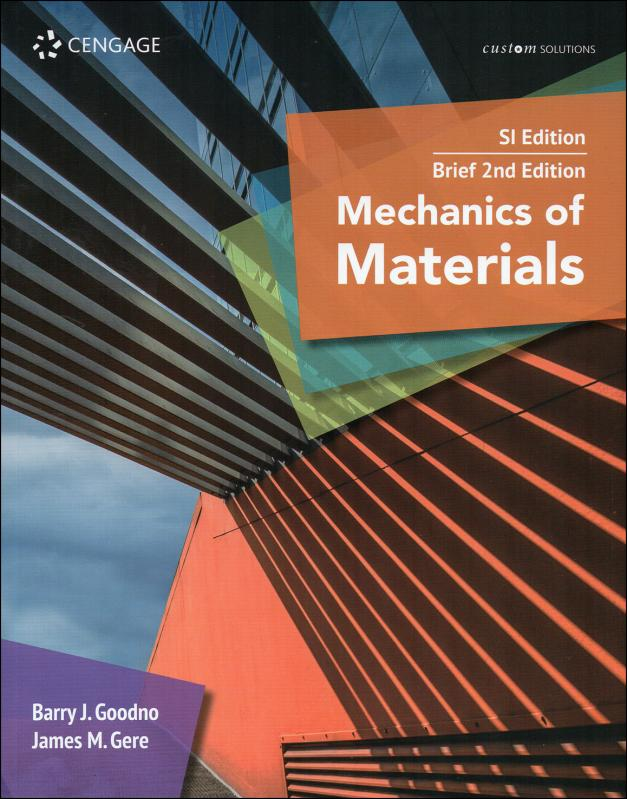 Mechanics of Materials SI Edition Brief 2nd Edition